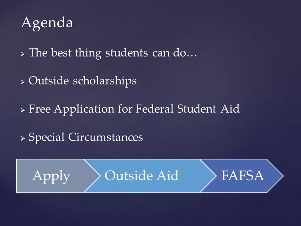  Make it a family affair  List your name and SSN on the FAFSA exactly how it appears on your social security card.
