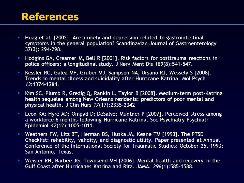 References  Huag et al. [2002].