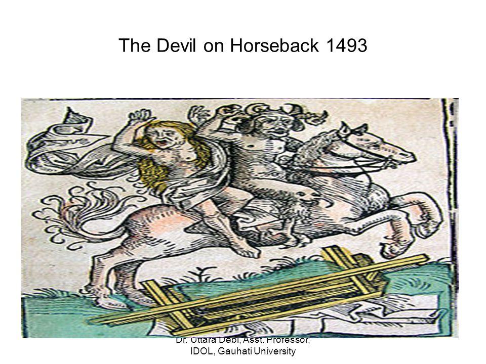 The Devil on Horseback 1493