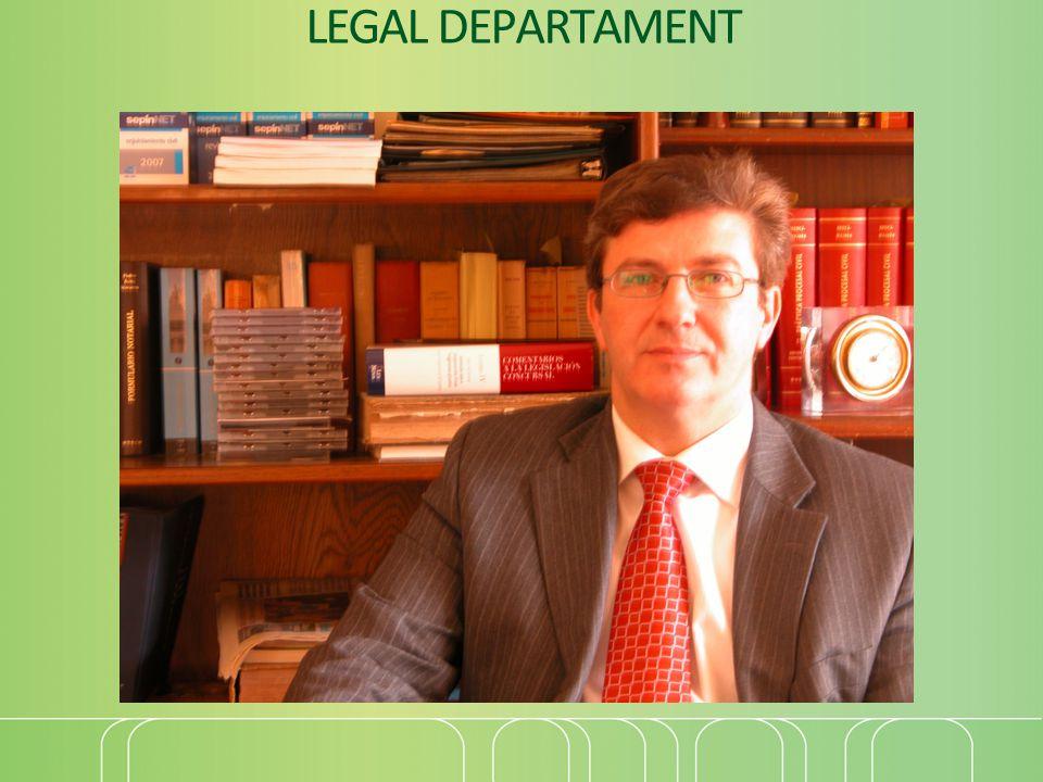 LEGAL DEPARTAMENT