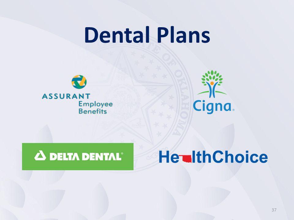 37 Dental Plans