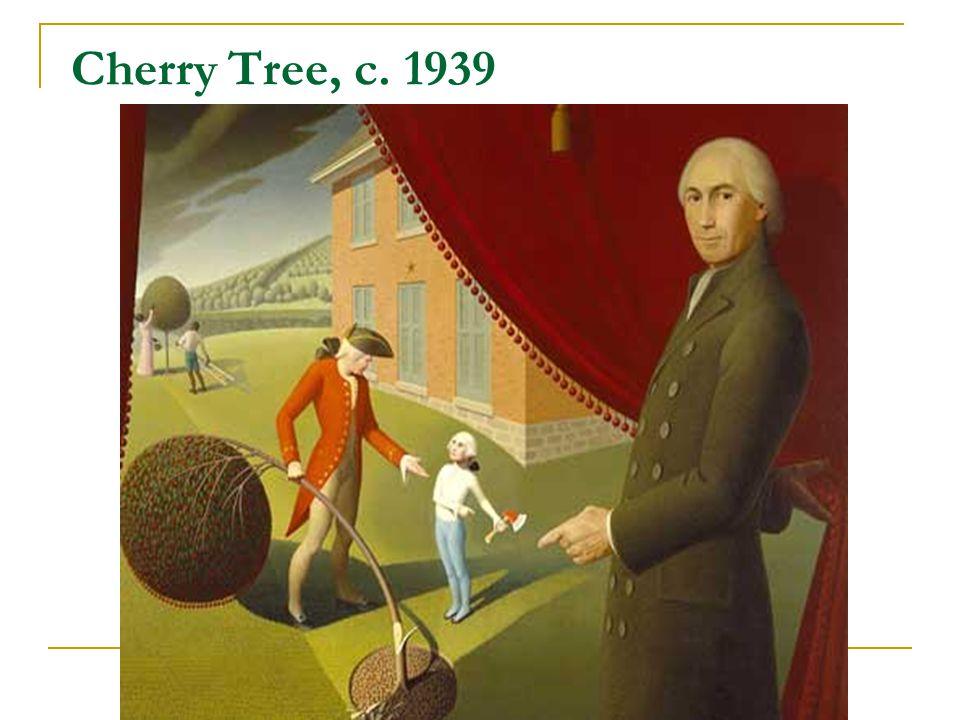 Cherry Tree, c. 1939