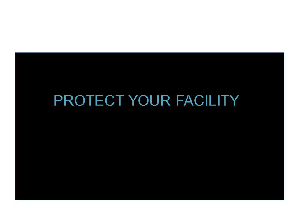 DISSOLVE TO GRAPHIC MATCH DISSOLVE: PROTECT YOUR FACILITY KNOW THE DIFFERENCE 2-MIDNIGHT RULE PROTECT YOUR FACILITY