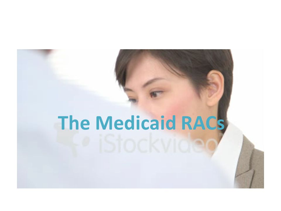 MATCH DISSOLVE KNOW THE DIFFERENCE 2-MIDNIGHT RULE The Medicaid RACs