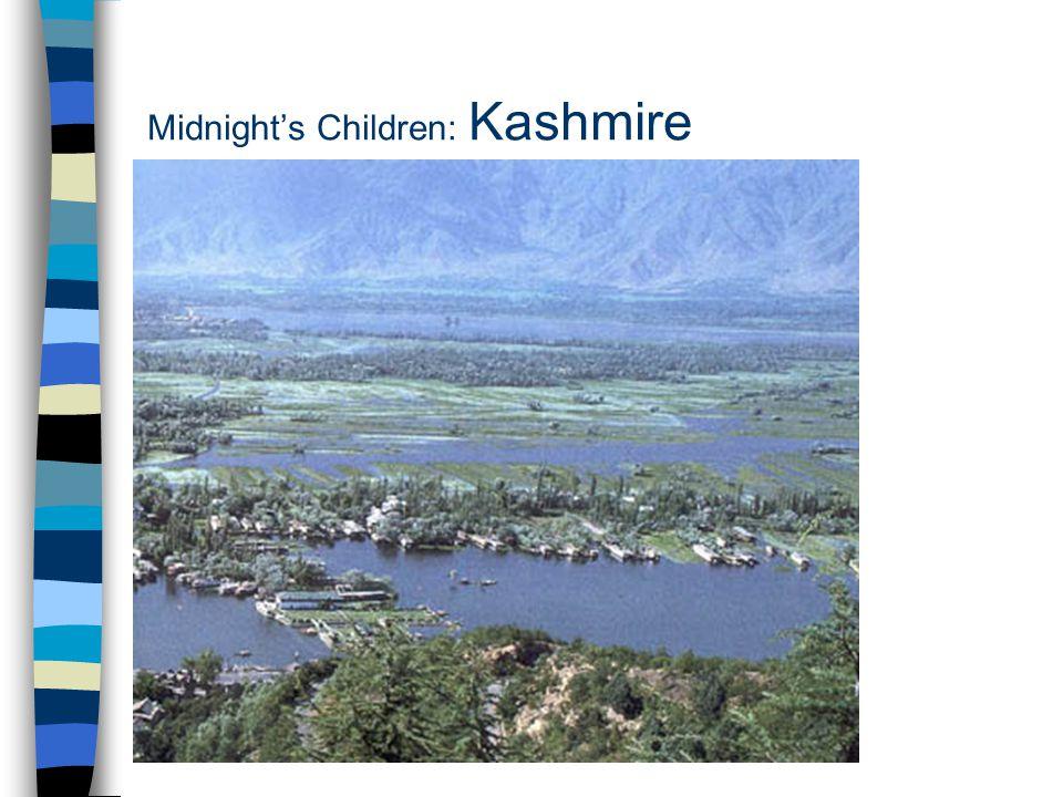 Midnight's Children: Kashmire