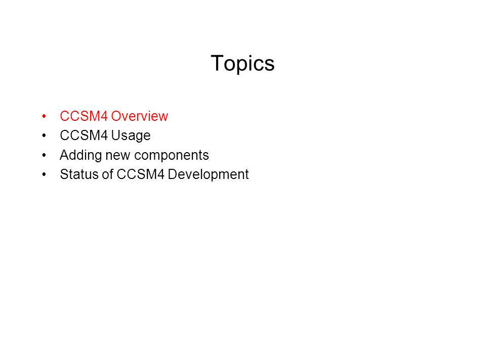 Component Template Scripts Under each component is a bld directory and a script called *.cpl7.template.