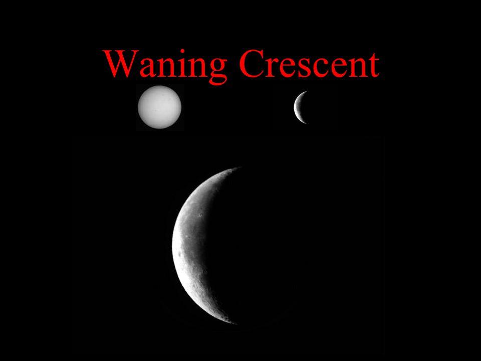 Waning Crescent