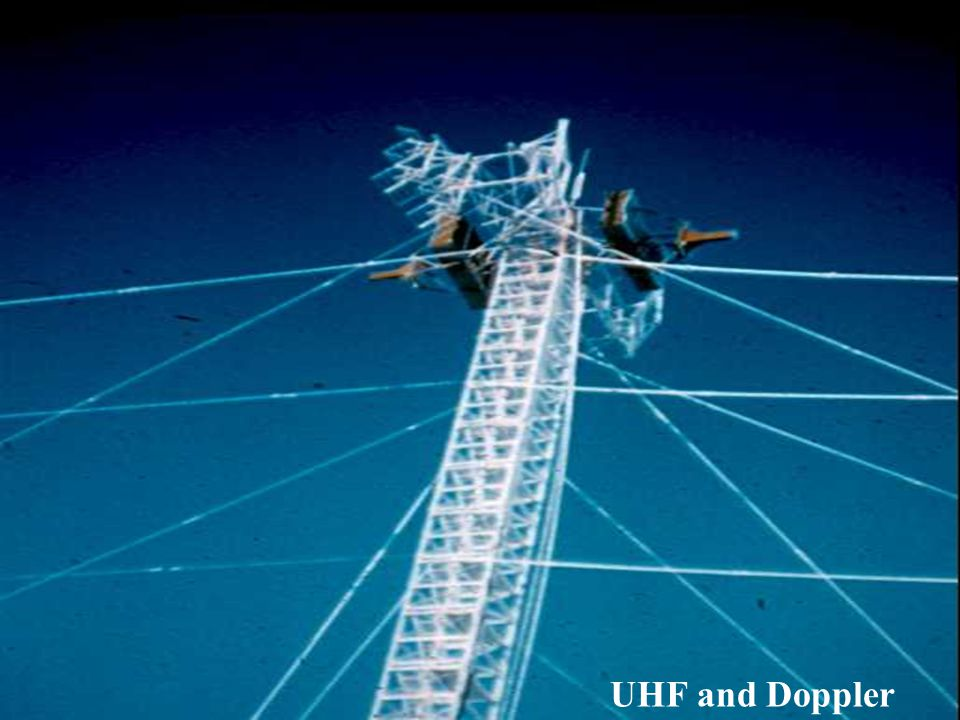 UHF and Doppler