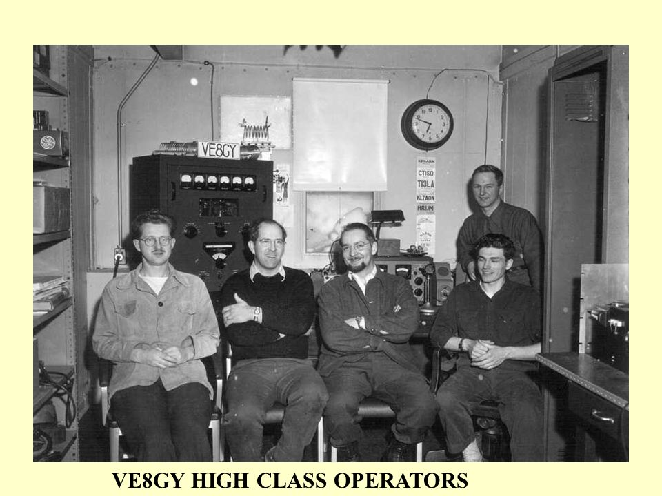 VE8GY HIGH CLASS OPERATORS