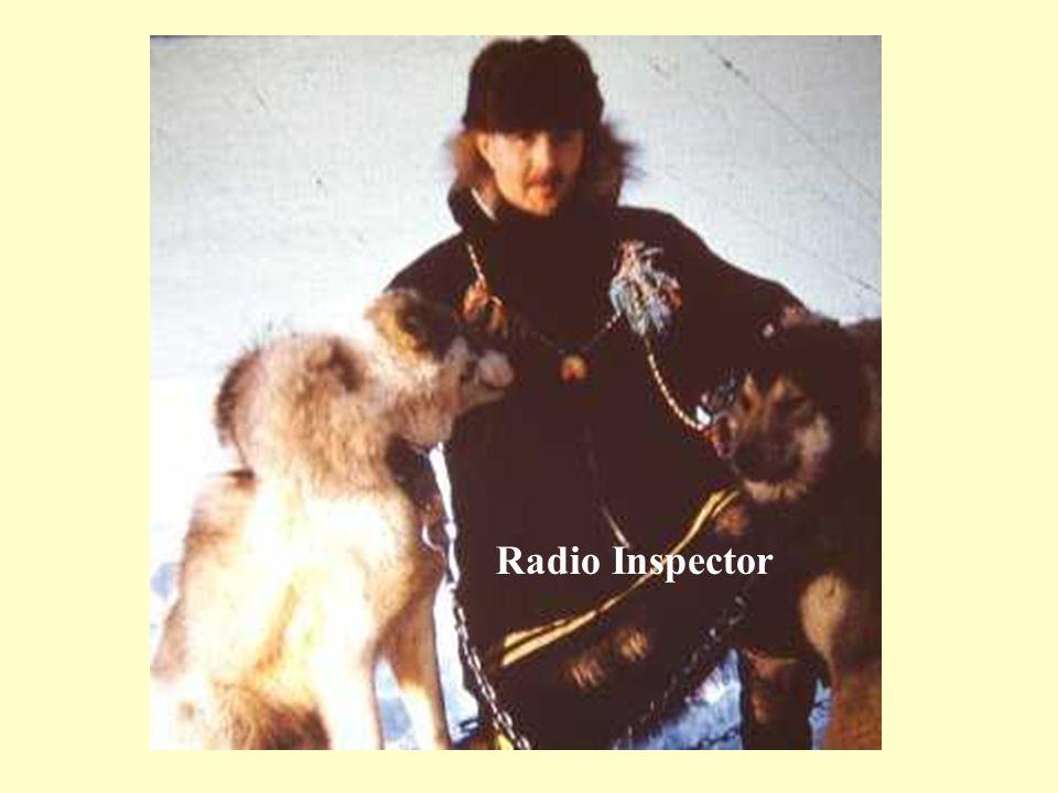 Radio Inspector