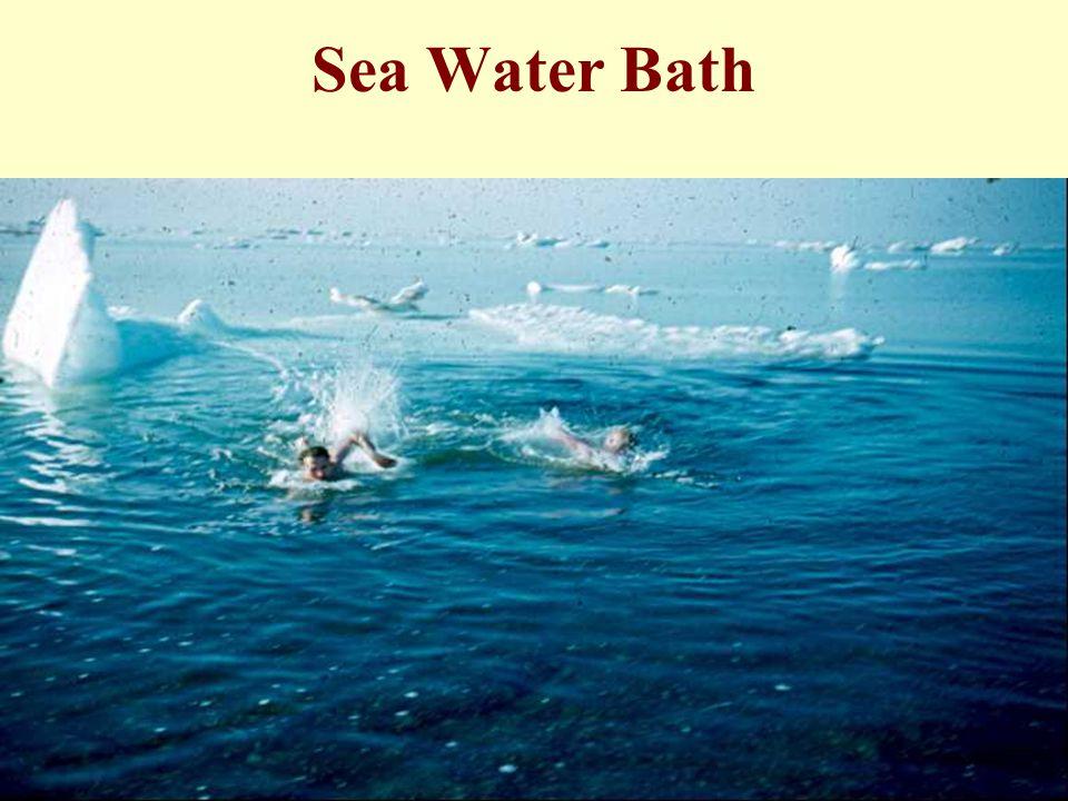 Sea Water Bath