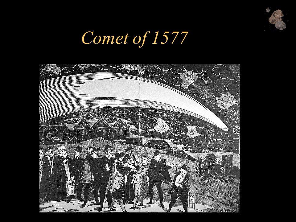 Comet of 1577