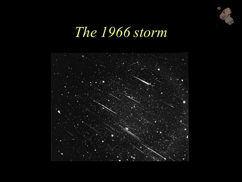 The 1966 storm