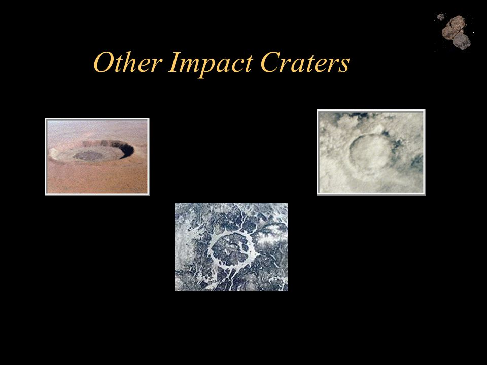 Other Impact Craters