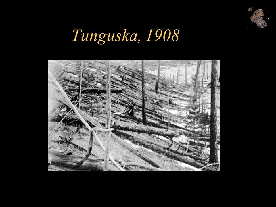 Tunguska, 1908