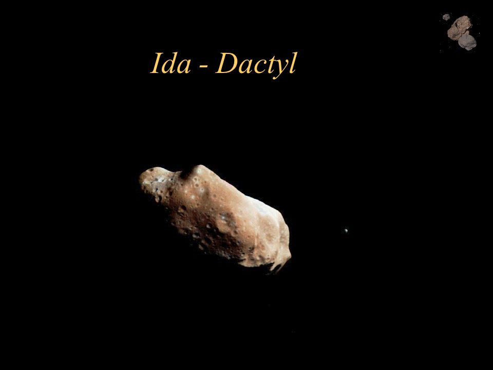 Ida - Dactyl