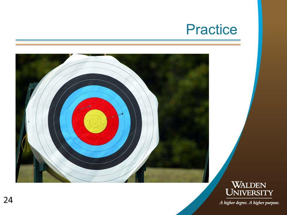 24 Practice