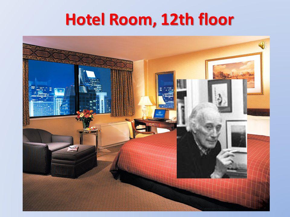 Hotel Room, 12th floor