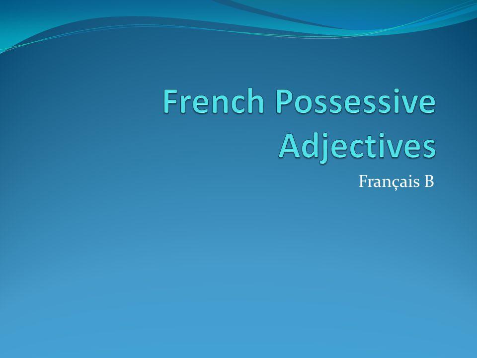 Français B