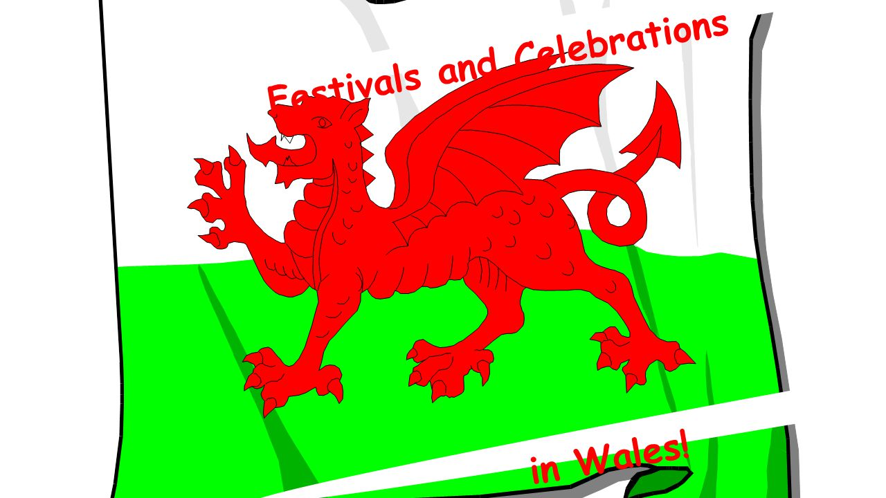 Festivals and Celebrations in Wales!