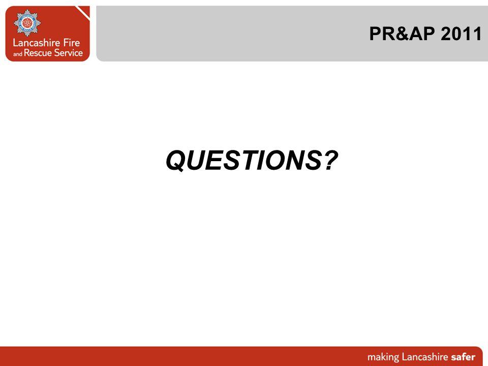 QUESTIONS PR&AP 2011