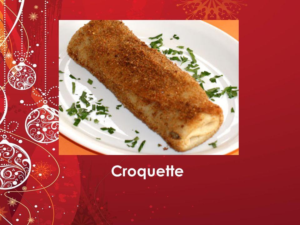Croquette