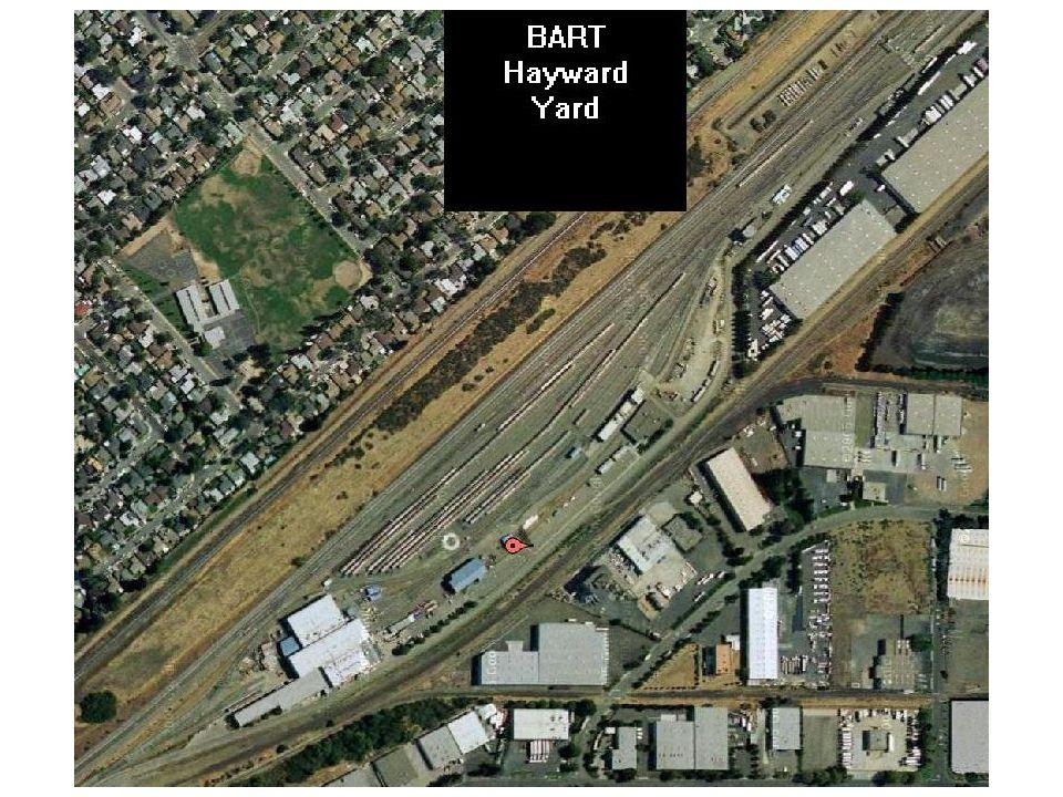 17 Oakland Shops/Annex A-15 Spur Track