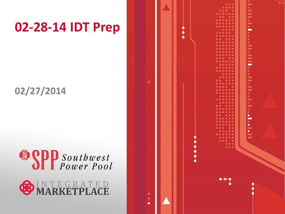 02-28-14 IDT Prep 02/27/2014