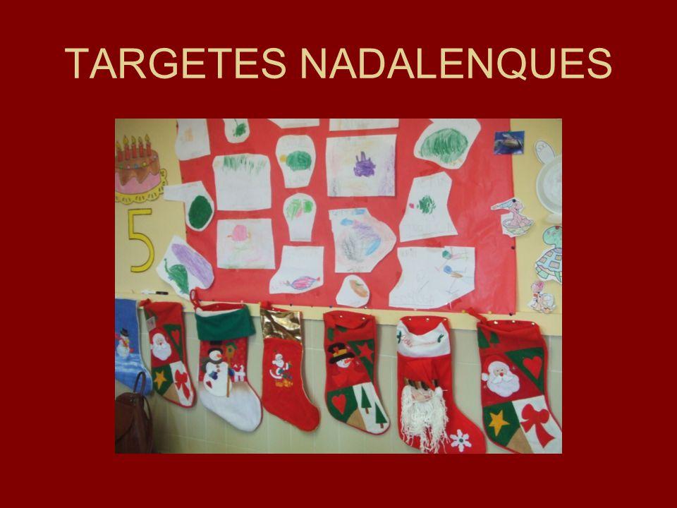 TARGETES NADALENQUES