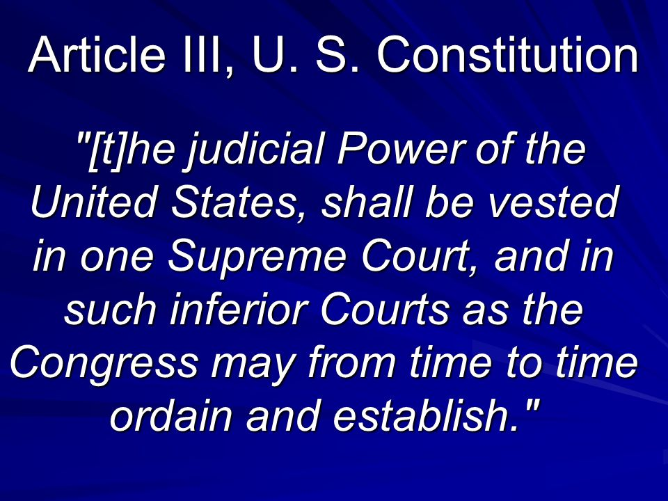 Judiciary Act of 1789 Created 13 Judicial Districts for 11 States Created 13 Judicial Districts for 11 States Eastern, Middle & Southern Circuits Eastern, Middle & Southern Circuits Created U.