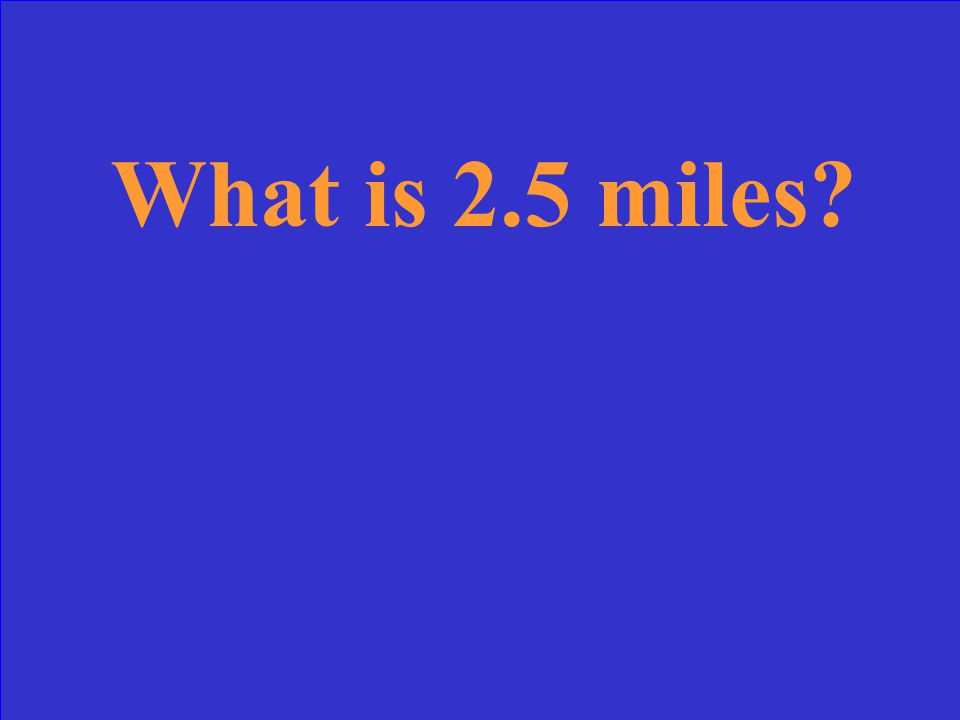 The average depth of the World Ocean is this many miles.