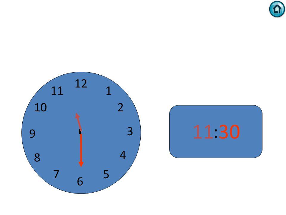 12 9 3 6 1 2 4 57 8 10 11 : 30