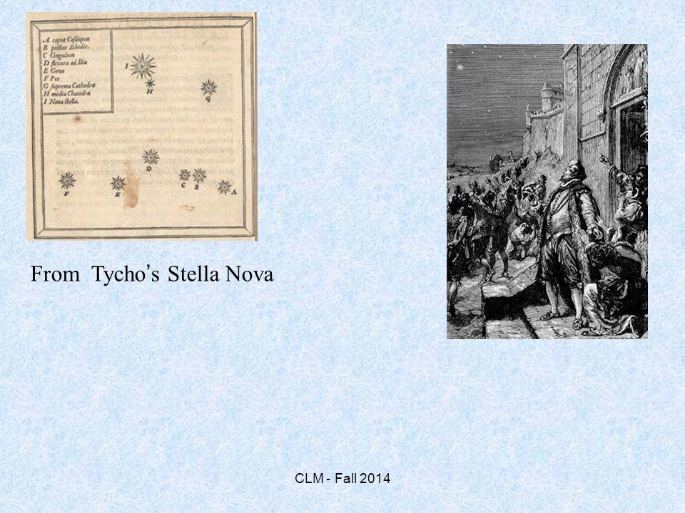 From Tycho's Stella Nova CLM - Fall 2014