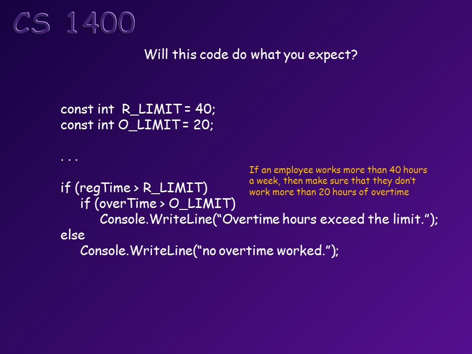 const int R_LIMIT = 40; const int O_LIMIT = 20;...