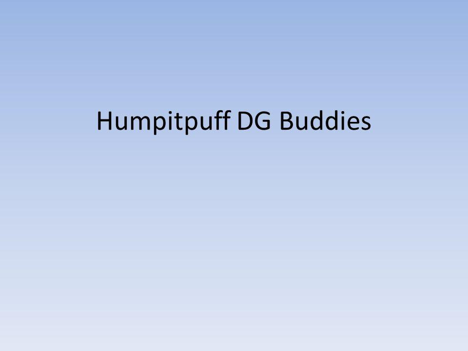 Humpitpuff DG Buddies