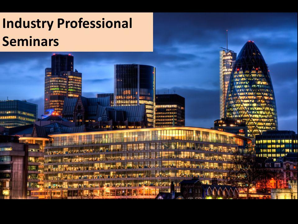 Industry Professional Seminars