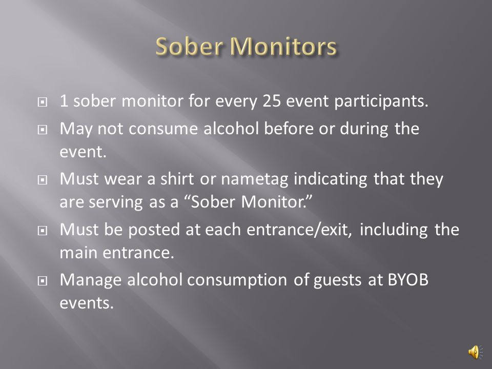 By hosting an event, your organization takes responsibility for the safety of all participants.