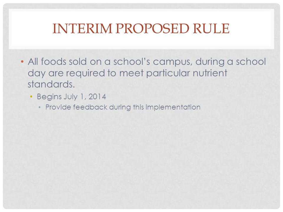 DAILY VALUE 4.Foods that contain 10% of the Daily Value of one nutrient of public health concern.