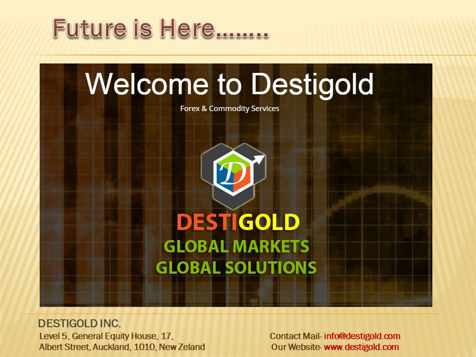 DESTIGOLD INC.
