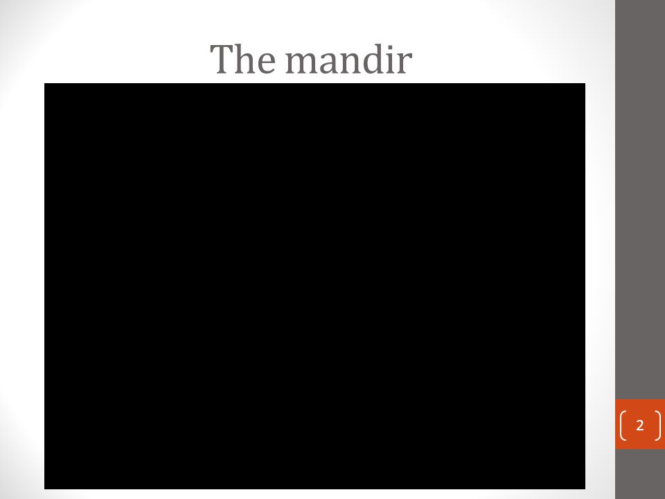 The mandir 2