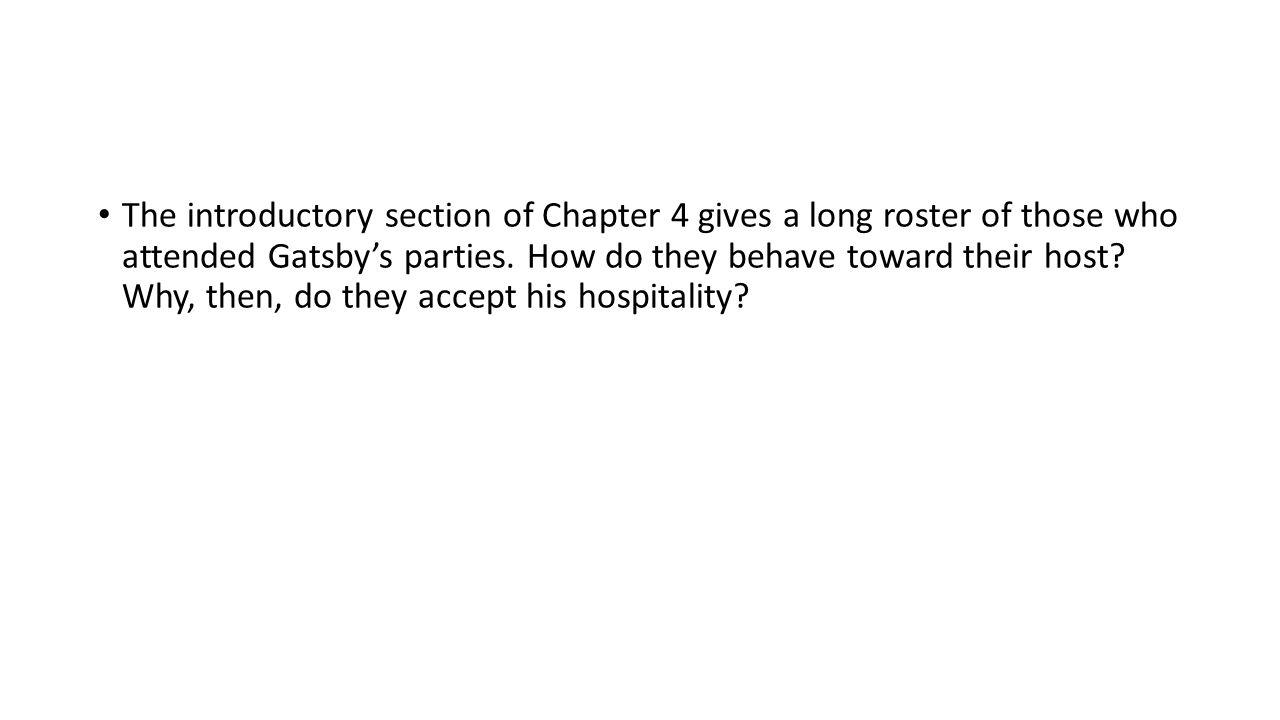 Describe Gatsby's car.