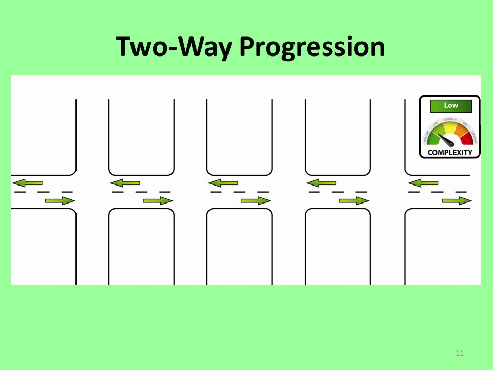 Two-Way Progression 11