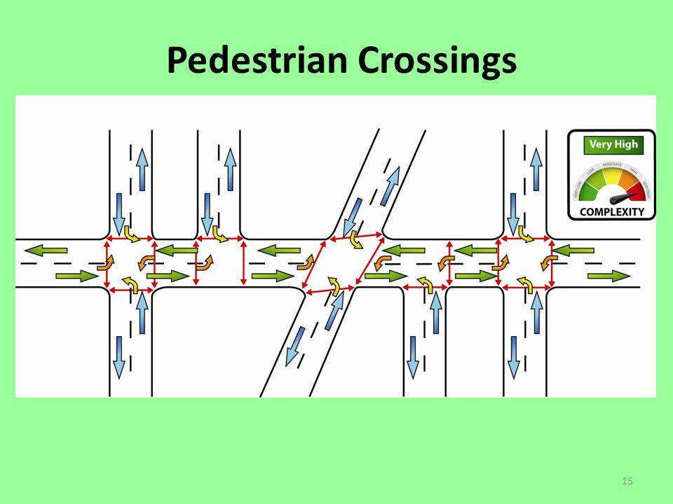 Pedestrian Crossings 15