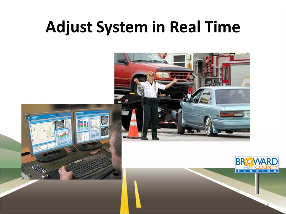 Adjust System in Real Time 35