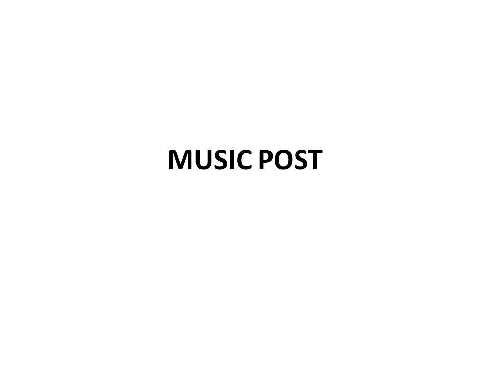 MUSIC POST