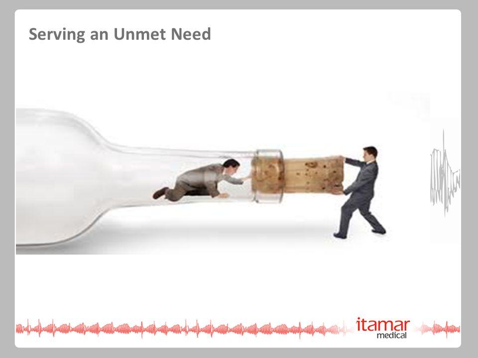 Serving an Unmet Need
