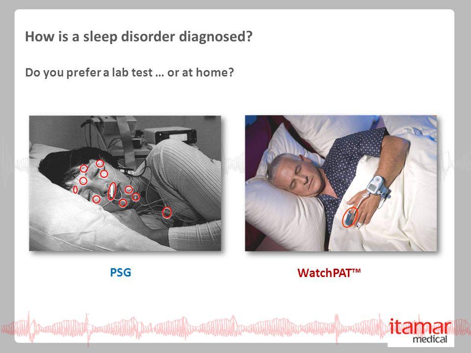 Sleep Disorder Diagnostics How is a sleep disorder diagnosed.