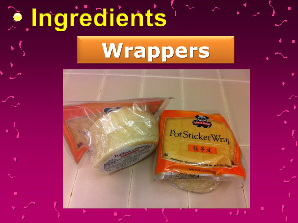 WrappersWrappers