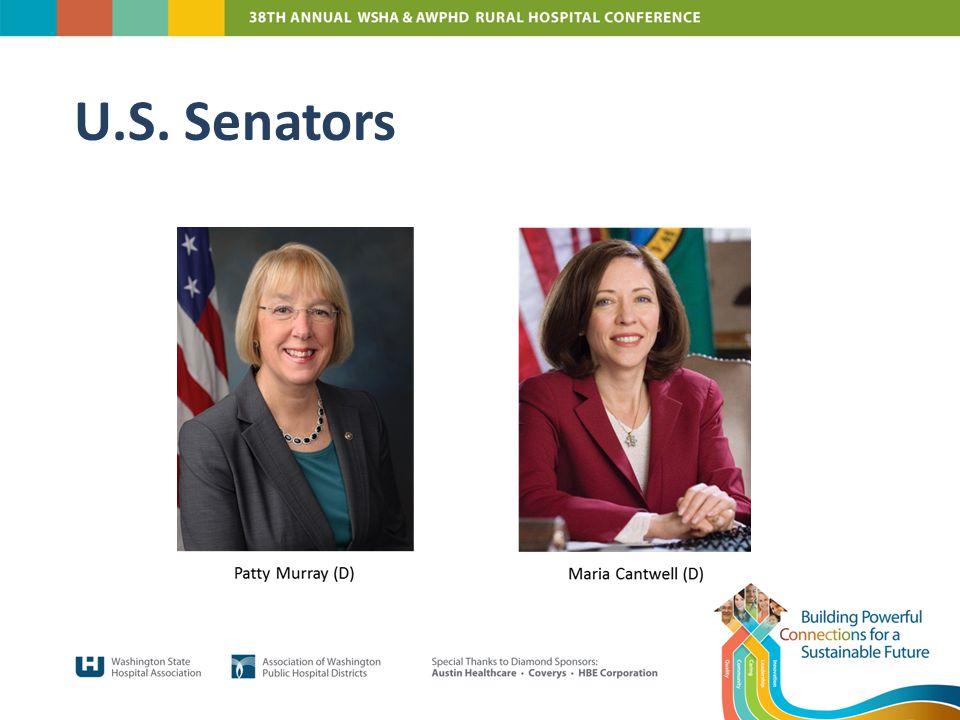 U.S. Representatives: Democrats