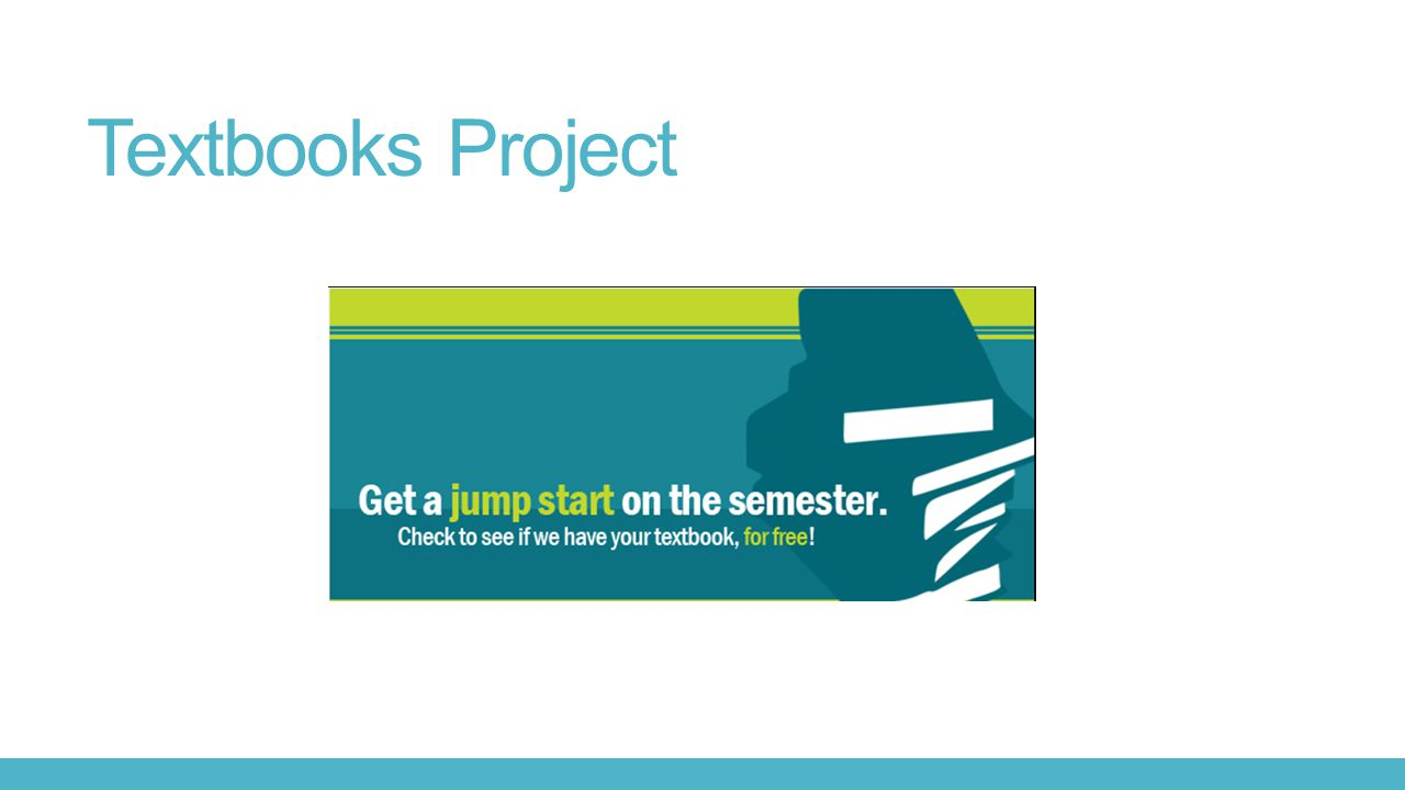 Textbooks Project